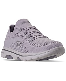 Women's GOWalk 5 Uprise Walking Sneakers from Finish Line