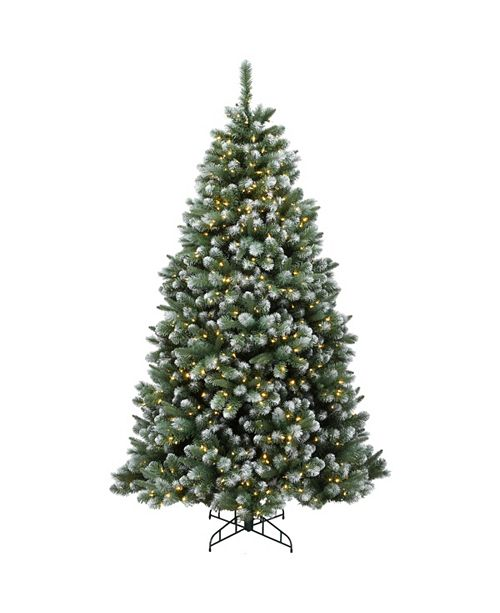 National Tree Company 7.5 ft. Finley Pine Tree with Clear Lights