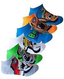 Toddler Boys 6-Pk. No-Show Socks