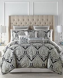 Dianella 4PC King Comforter Set