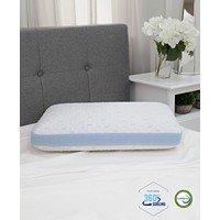 Deals on SensorGel Cold Touch Gusseted Gel-Infused Memory Foam Pillow