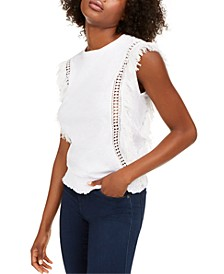 INC Fringe Tank Top, Created For Macy's