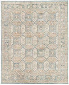 """CLOSEOUT! One of a Kind OOAK33 Cream 8'1"""" x 10' Area Rug"""