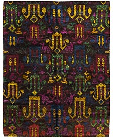 "CLOSEOUT! One of a Kind OOAK286 Sienna 7'10"" x 10'1"" Area Rug"