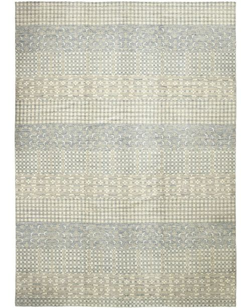 """Timeless Rug Designs CLOSEOUT! One of a Kind OOAK309 Beige 14'1"""" x 19'5"""" Area Rug"""
