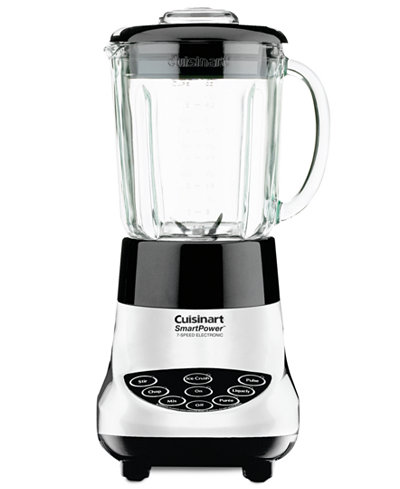 Cuisinart SPB-7CH Blender, 7-Speed Smartpower Chrome Finish