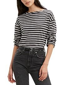 Molly Sailor Striped Cotton T-Shirt