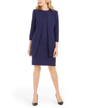 Textured Dress Suit