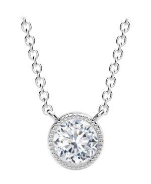 Forevermark Tribute Collection Diamond (1/2 ct. t.w.) Necklace in 18k Yellow