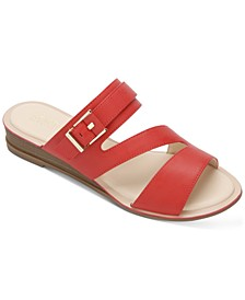 Jessie Asymmetrical Sandals