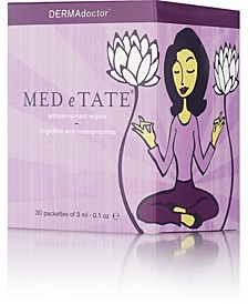 Med-E-Tate Antiperspirant Wipes