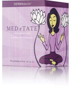 Med-e-Tate Antiperspirant Wipes