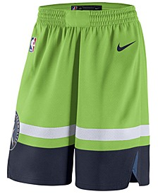 Big Boys Minnesota Timberwolves Statement Swingman Shorts
