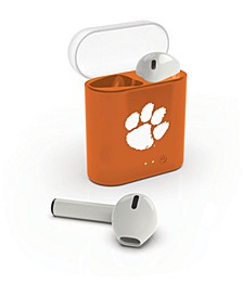 Prime Brands Clemson Tigers Wireless Earbuds