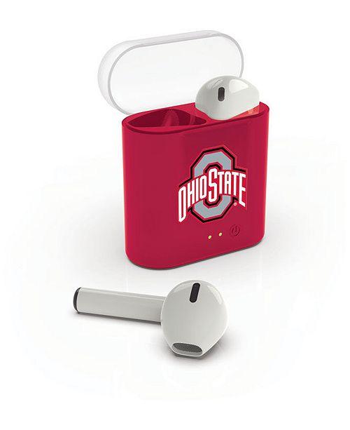 Lids Prime Brands Ohio State Buckeyes Wireless Earbuds