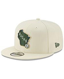 Milwaukee Bucks City Series 9FIFTY Cap