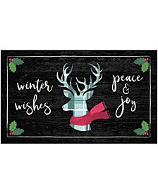 Winter Wishes Accent Rugs