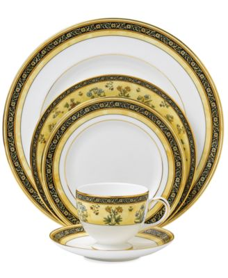 Wedgwood India Collection Reviews Fine China Macys