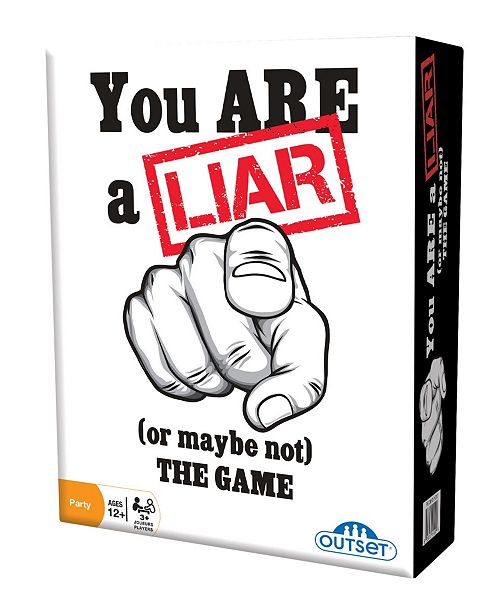 Outset Media You Are A Liar or Maybe Not The Game