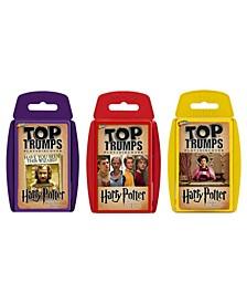 Card Game Bundle - Harry Potter I - Earlier Stories Prisoner of Azkaban, Goblet of Fire and Order of The Phoenix