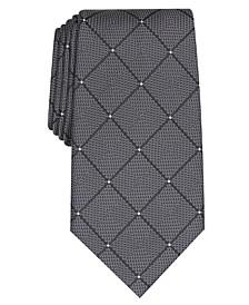 Men's Burr Classic Geo Grid Tie