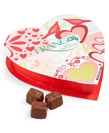 Valentine Heart Box Milk Mint