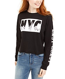 Juniors' NYC Graphic T-Shirt