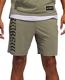 Men's TKO Technical Fleece Training Shorts