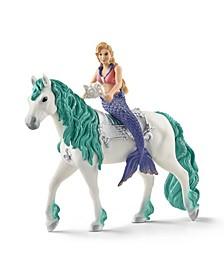 Bayala Gabriella Mermaid on Horse Toy Figure