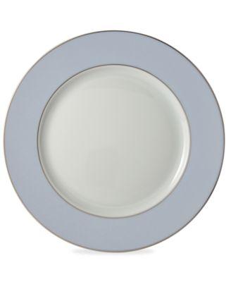 Dinnerware, Dune Blue Dinner Plate
