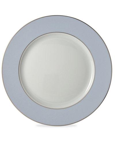 Bernardaud Dinnerware, Dune Blue Dinner Plate