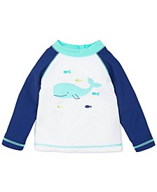 Baby Boys Whale Rash Guard
