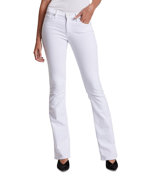 Hudson Jeans Mid Rise Bootcut Jeans