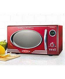 Retro Series 0.9 Cu. Ft. Microwave Oven RMO4RR