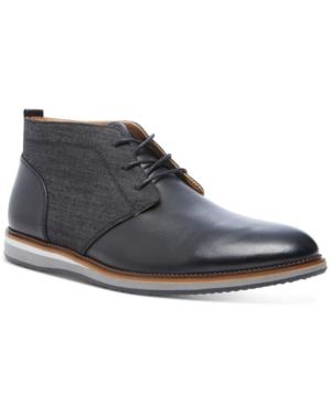 's Hinton Mixed-Media Chukka Boots Men's Shoes