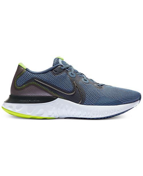 Nike Men's Renew Run Running Sneakers from Finish Line