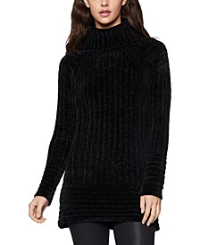 Cowlneck Tunic Sweater