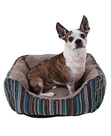 17 X 20 Rectangular Lounger Dog Bed