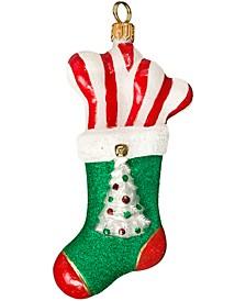 Diva Dog Stocking Santa's Little Yelper