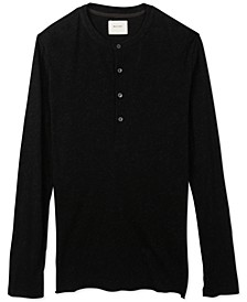 Men's Louis Solid Henley