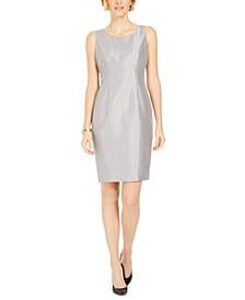 Shiny Sheath Dress