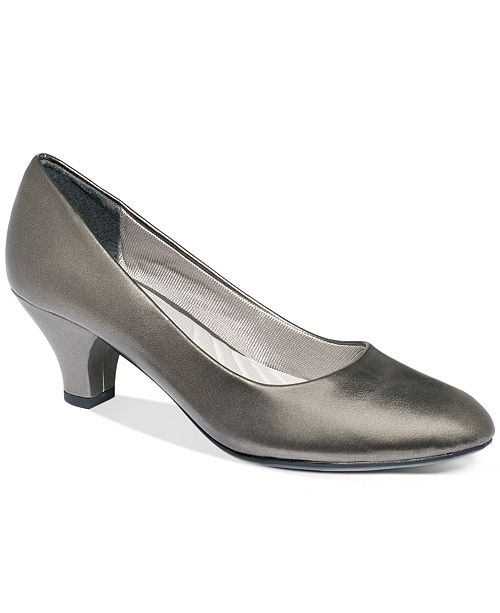 c2babd3777d Easy Street Fabulous Pumps   Reviews - Pumps - Shoes - Macy s