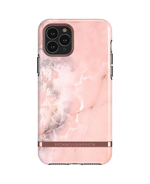 Richmond&Finch Pink Marble case for iPhone 11 PRO
