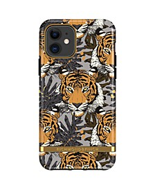 Tropical Tiger Case for iPhone 11