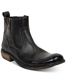 Men's Bail Outside-Zip Boots