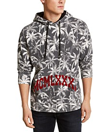 Men's Palm Tree Hoodie
