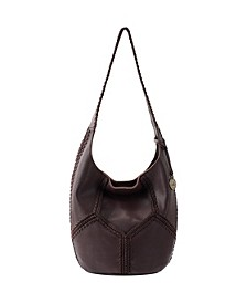 30 Year Anniversary Leather Hobo
