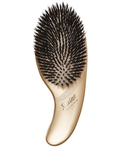 Olivia Garden Revolutionary Ergonomic Design DV-4 Hair Brush