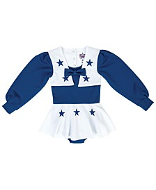 Baby Dallas Cowboys Cheer Uniform