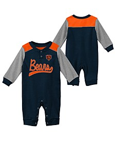 Baby Chicago Bears Scrimmage Coverall